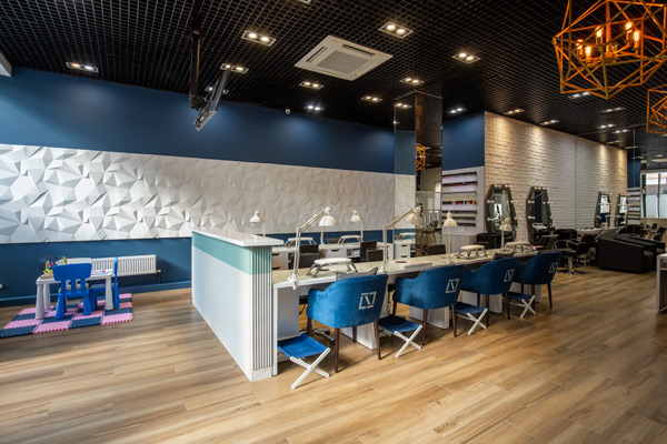 Фотография салона-студии маникюра и педикюра LAQUE на Буденного, 129 (ЖК «Центральный»)-3