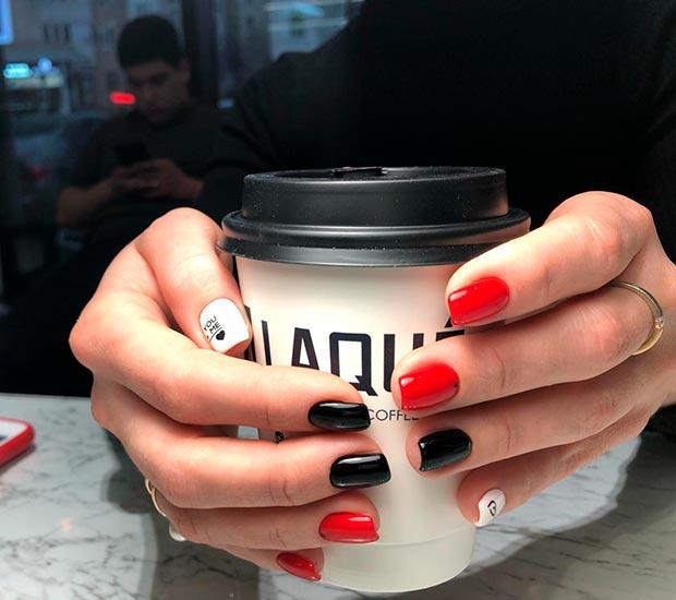 Блог дизайн ногтей на короткие ногти 2020-2021 LAQUE в Краснодаре фотография 1