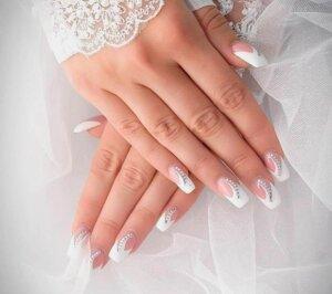 Блог свадебный маникюр 2020-2021 LAQUE в Краснодаре фотография 1