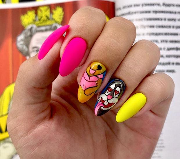 Блог как сделать коррекцию нарощенных ногтей LAQUE в Краснодаре фото 1